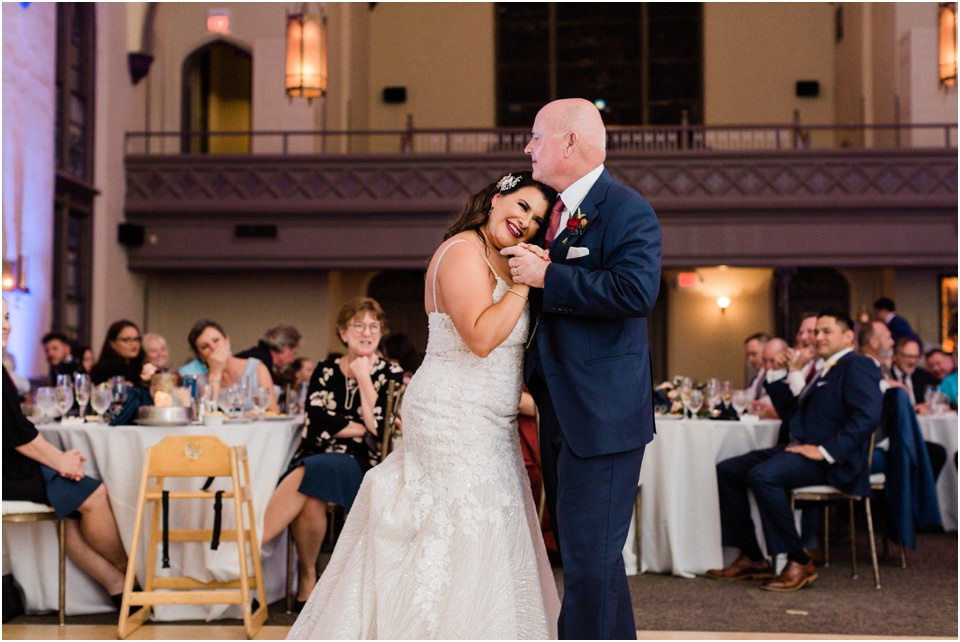 Father Daughter Dance at 9th Street Abbey
