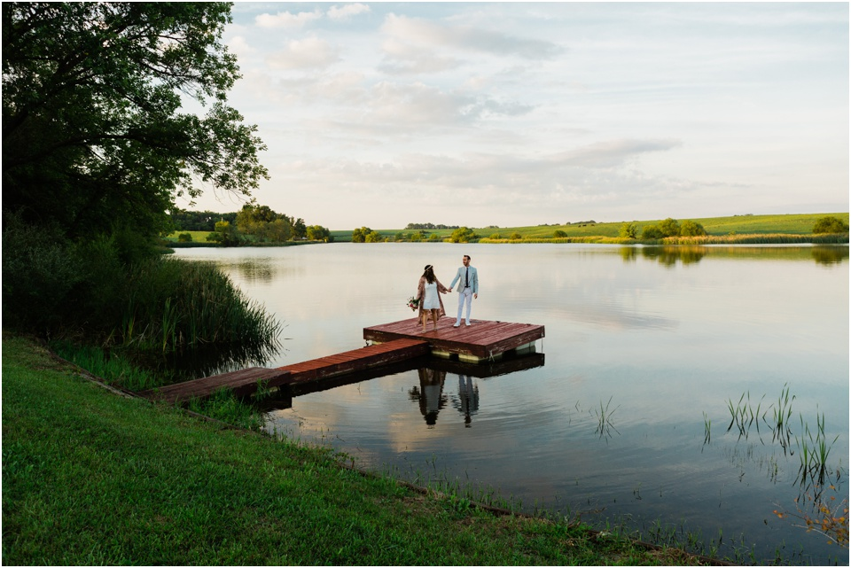 Adventure elopement sessions by St. Louis Wedding Photographer Beautiful Mess Photography
